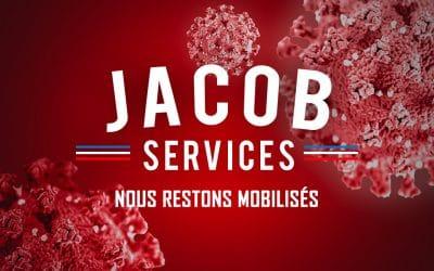 [COVID-19] Jacob Services – Horaires Spéciaux